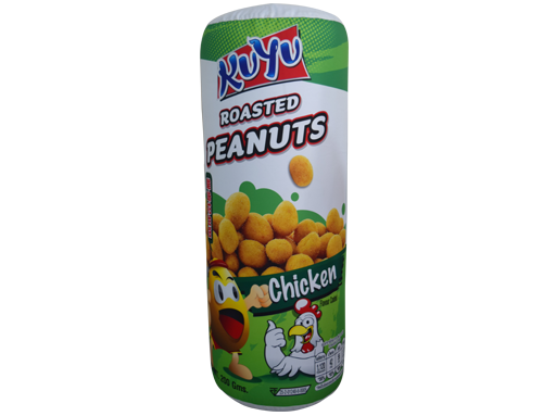 Kuyu Roasted Peanuts Chicken